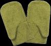 Рукавицы брезентовые двуслойные