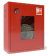 Шкаф пожарный ШПК-310 с остеклённой дверцей