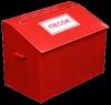 Ящик для песка пожарный 0, 5 м.куб.